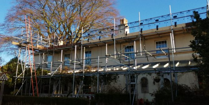 Scaffolding-company-for-hire-in-dorchester-weymouth-dorset
